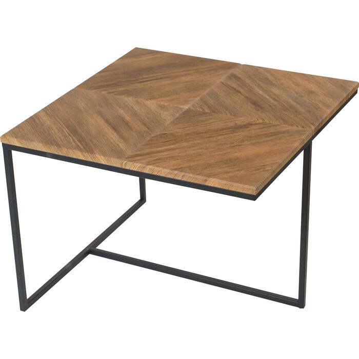 Журнальный стол Калифорния мебель Эклектик квадро дуб американский