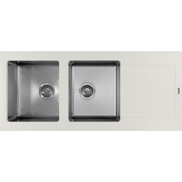Кухонная мойка Florentina Комби 1160 жасмин Fs (21.415.E1160.201)