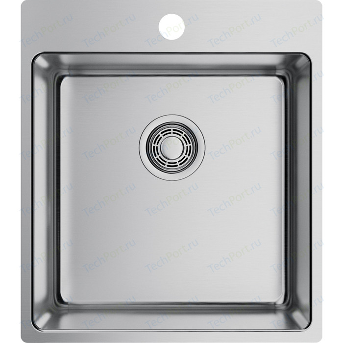 Кухонная мойка Omoikiri Amadare 45-IN нержавеющая сталь (4993802)