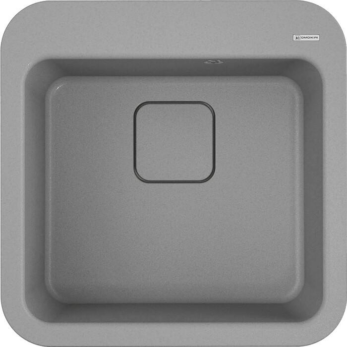 Кухонная мойка Omoikiri Tasogare 51-GR leningrad grey (4993740)