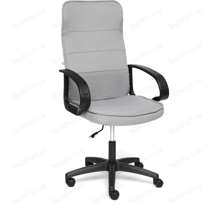 Кресло TetChair WOKER ткань серый C-27