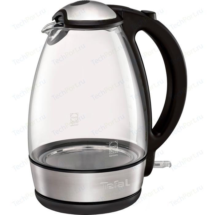 Электрический чайник Tefal KI720830 Glass