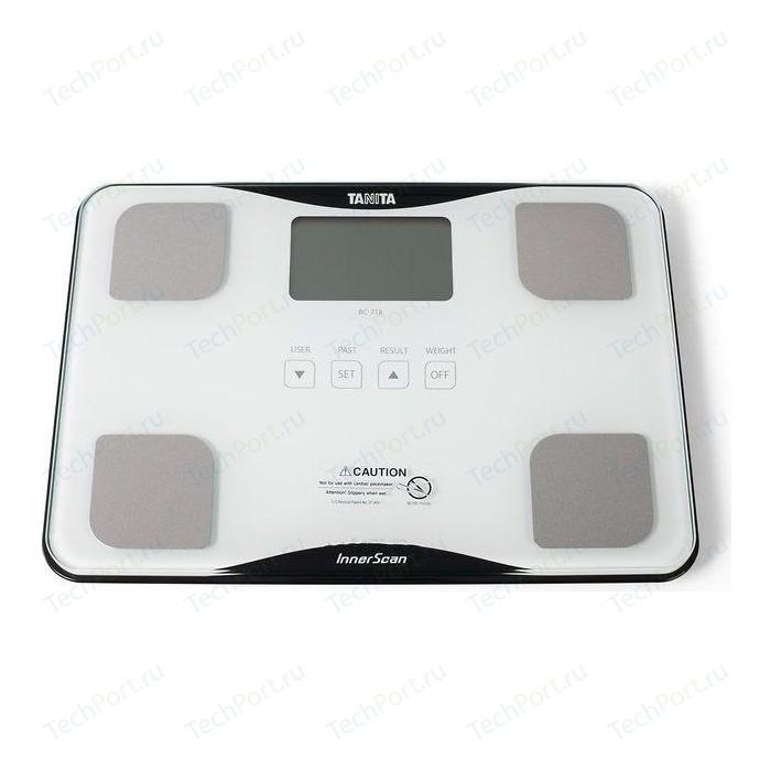Весы напольные Tanita BC-718S, белый