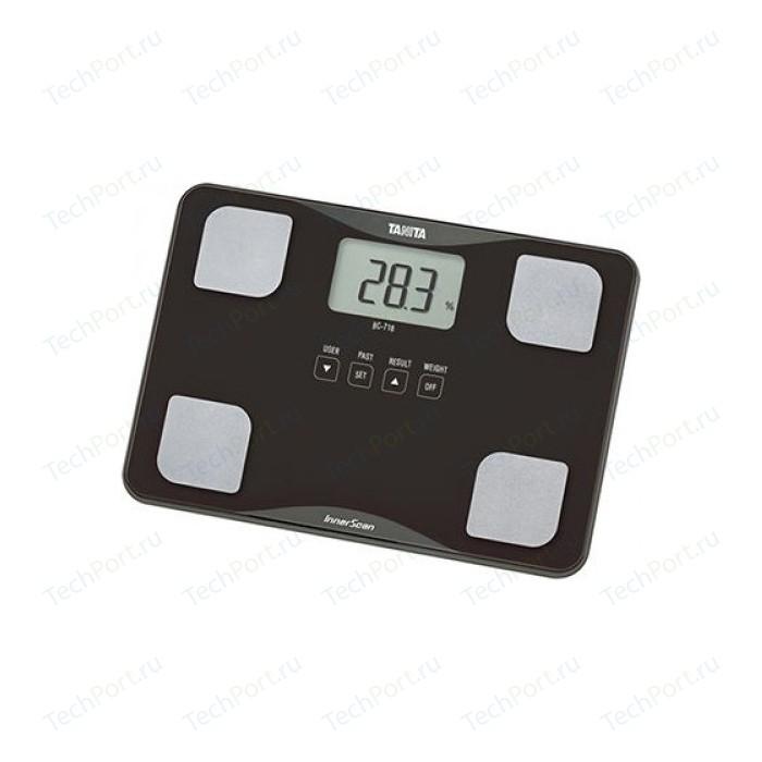 Весы напольные Tanita BC-718, коричневый