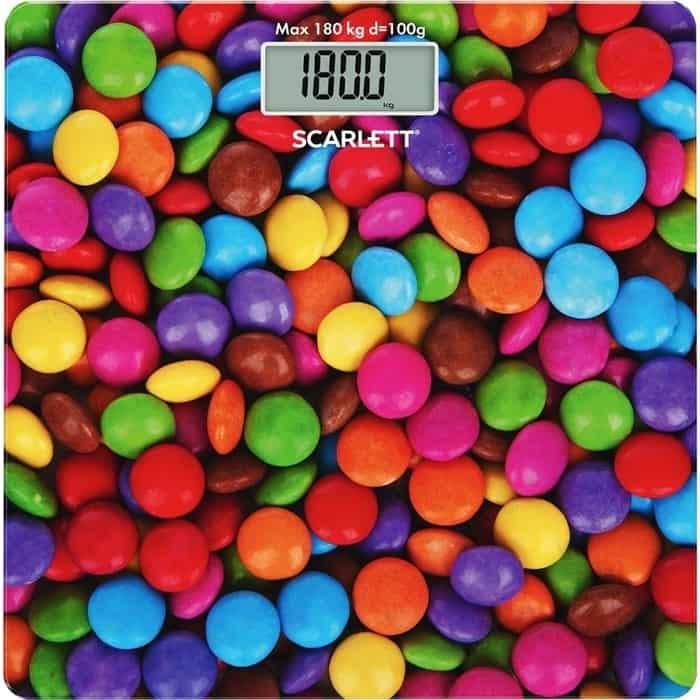 Весы напольные Scarlett SC-BS33E096