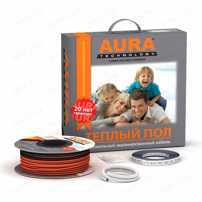 Нагревательный кабель Aura Heating КТА 81-1400