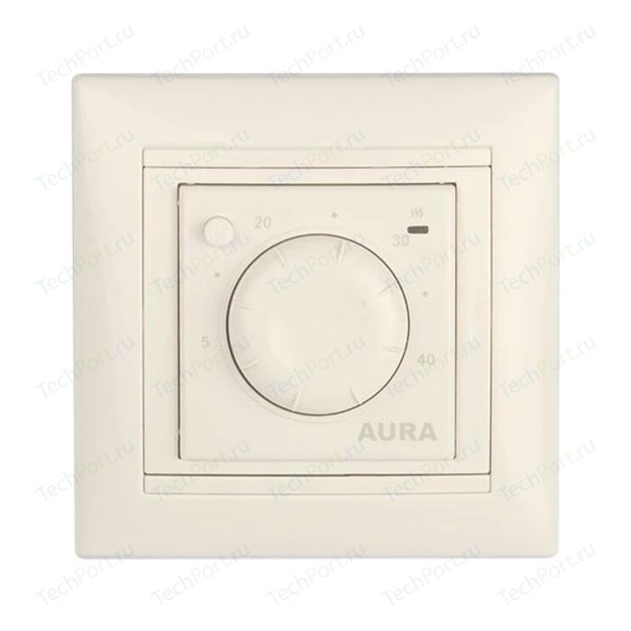 Терморегулятор Aura LTC 030 кремовый (LEGRAND) aura ltc 440
