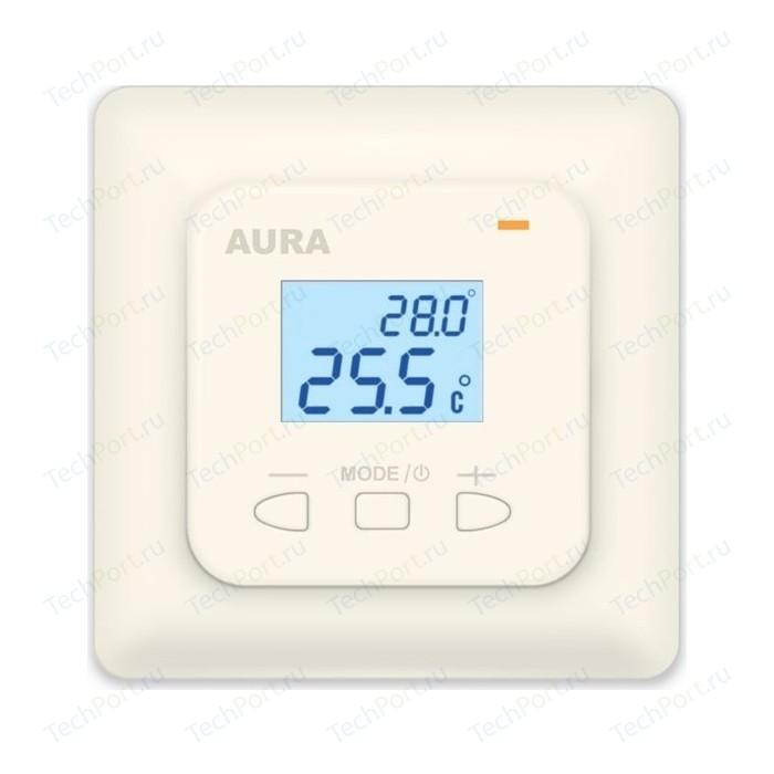 Терморегулятор Aura LTC 530 кремовый