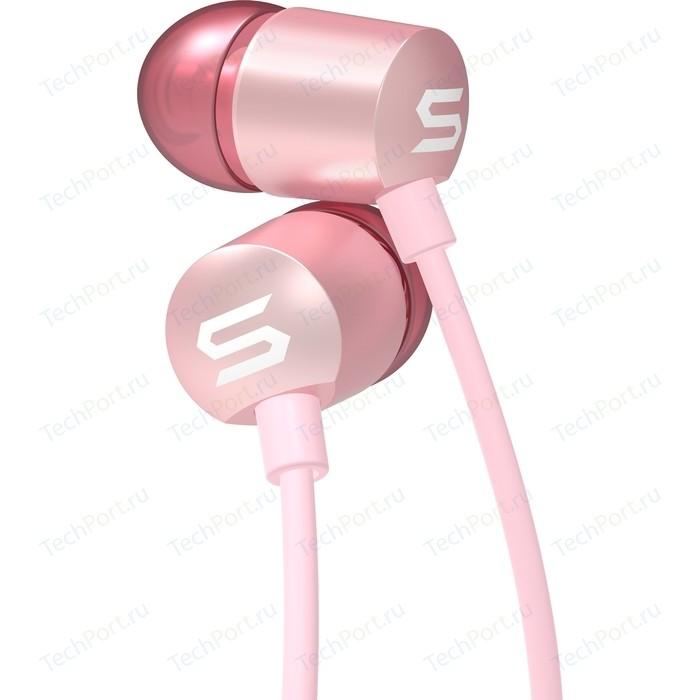 Наушники Soul PURE Wireless Plus blush