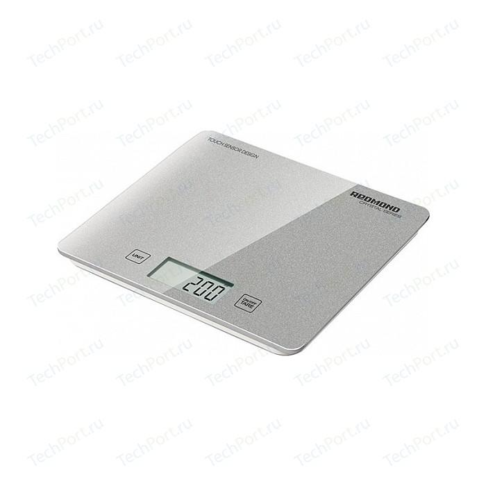 Весы кухонные Redmond RS-724-E (серебро)