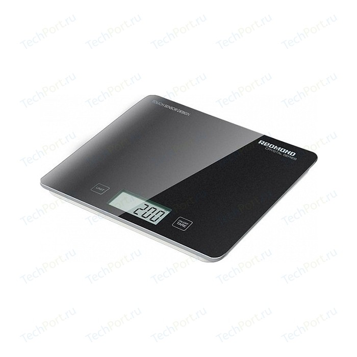 Весы кухонные Redmond RS-724-E (черный)