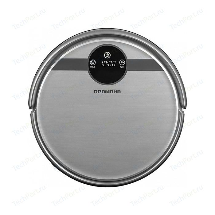Робот-пылесос Redmond RV-R500 (серый)