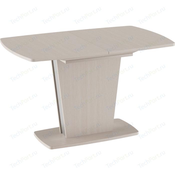 цена на Стол обеденный ТриЯ Ливерпуль Тип 2 дуб белфорт/металлик
