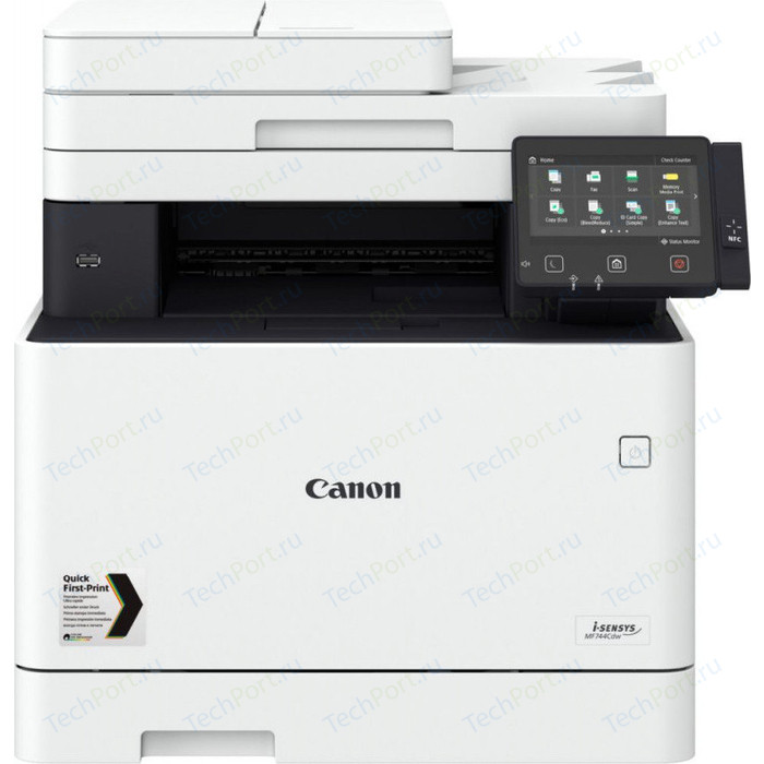 МФУ Canon i-SENSYS MF744Cdw i like books