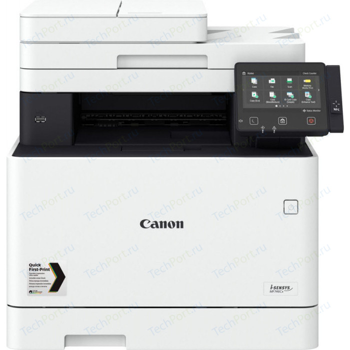 МФУ Canon i-SENSYS MF746Cx i like books