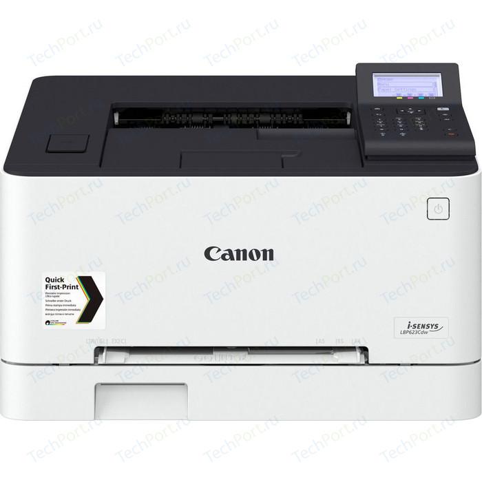 Фото - Принтер Canon i-SENSYS LBP623Cdw принтер лазерный canon i sensys lbp112 2207c006
