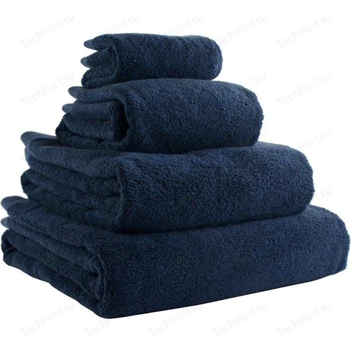 Полотенце банное темно-синего цвета 70х140 Tkano Essential (TK18-BT0013)