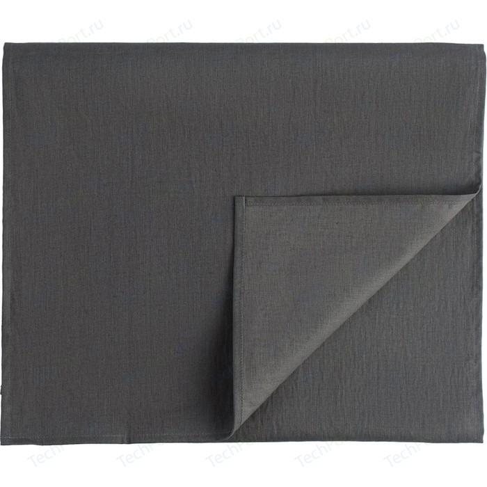 Дорожка на стол темно-серого цвета 45х150 Tkano Essential (TK18-TR0013)