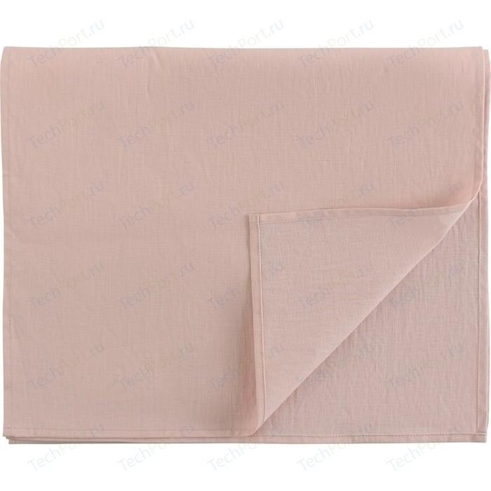Дорожка на стол цвета пыльной розы 45х150 Tkano Essential (TK18-TR0012)