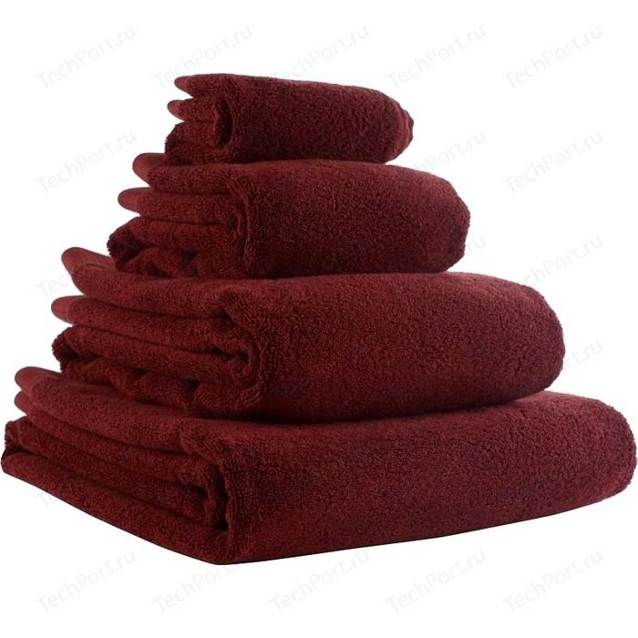 Полотенце для рук бордового цвета 50х90 Tkano Essential (TK18-BT0009)