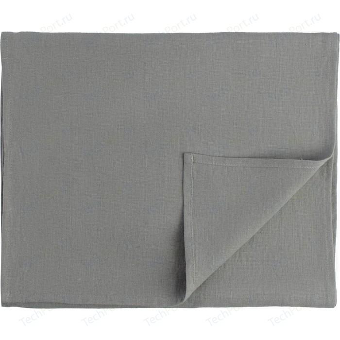 Дорожка на стол серого цвета 45х150 Tkano Essential (TK18-TR0008)