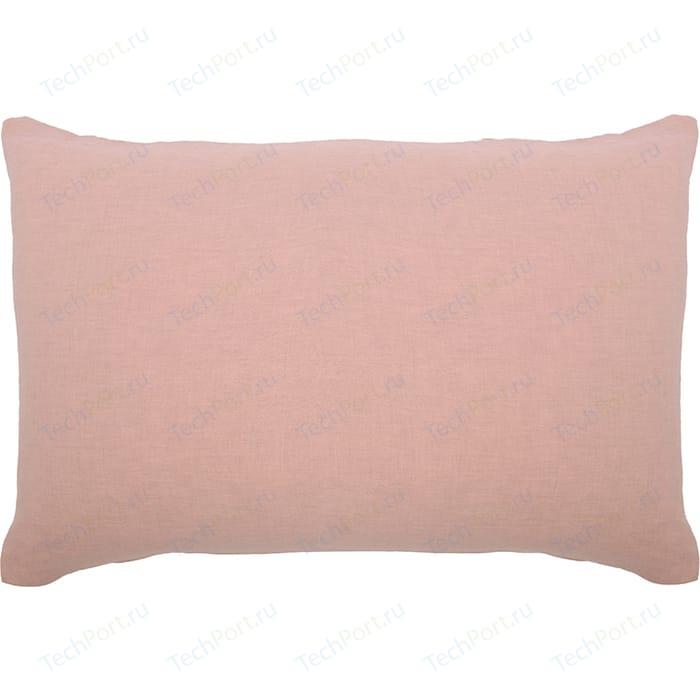 Наволочка цвета пыльной розы 50х70 Tkano Essential (TK18-LP0003)