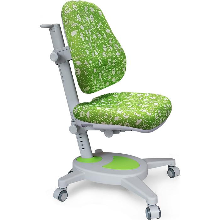 Кресло Mealux Onyx Y-110 AZK обивка зеленая с буквами