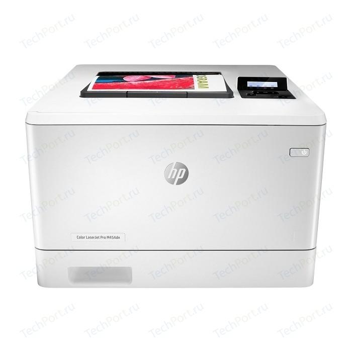 Фото - Принтер HP Color LaserJet Pro M454dn (W1Y44A) принтер hp laserjet pro m203dw g3q47a