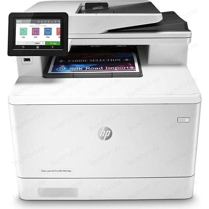МФУ HP Color LaserJet Pro M479dw (W1A77A)