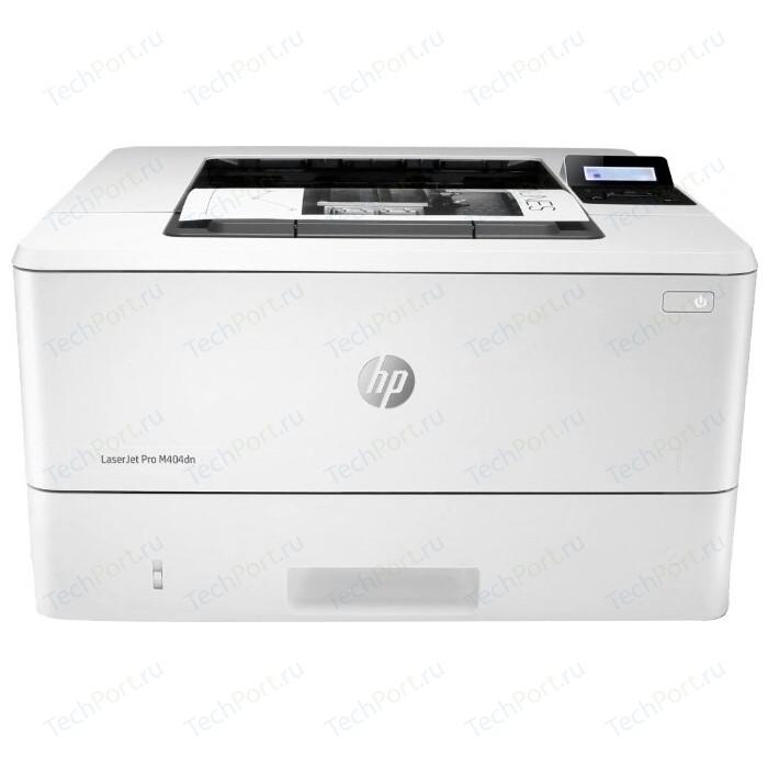 Фото - Принтер HP LaserJet Pro M404dn (W1A53A) принтер hp laserjet pro m203dw g3q47a