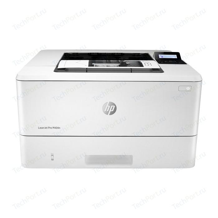 Фото - Принтер HP LaserJet Pro M404n (W1A52A) принтер hp laserjet pro m203dw g3q47a
