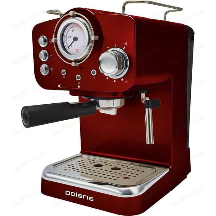 Кофеварка эспрессо Polaris PCM 1531E Retro