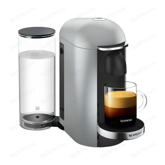 Капсульная кофемашина Nespresso Vertuo GCB2 EU Silver