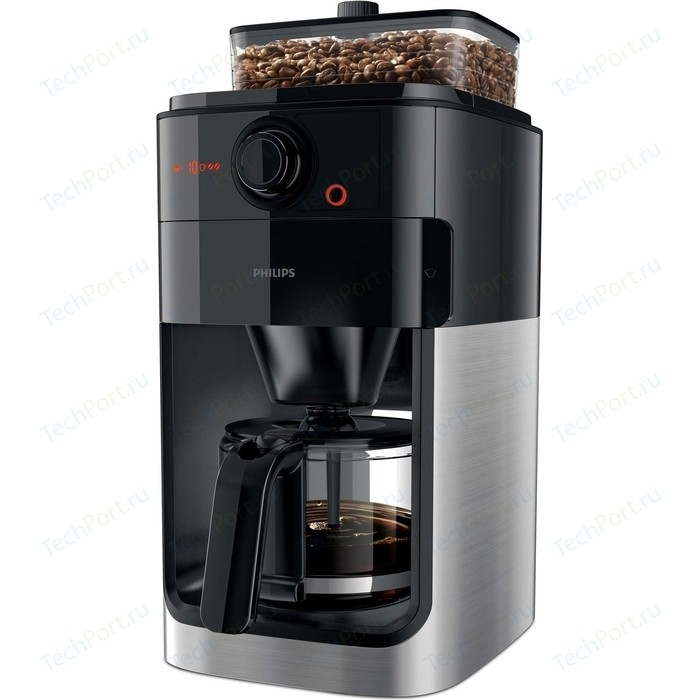Кофеварка Philips HD7767/00 Grind & Brew