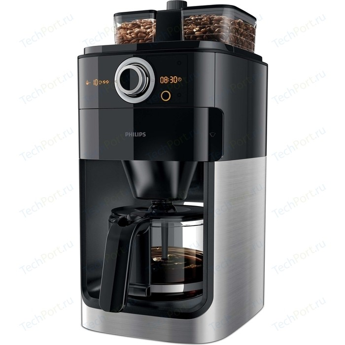 Кофеварка Philips HD7769/00 Grind & Brew