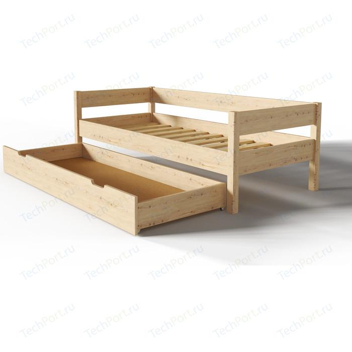 Кровать Anderson Алекса сосна 80x160