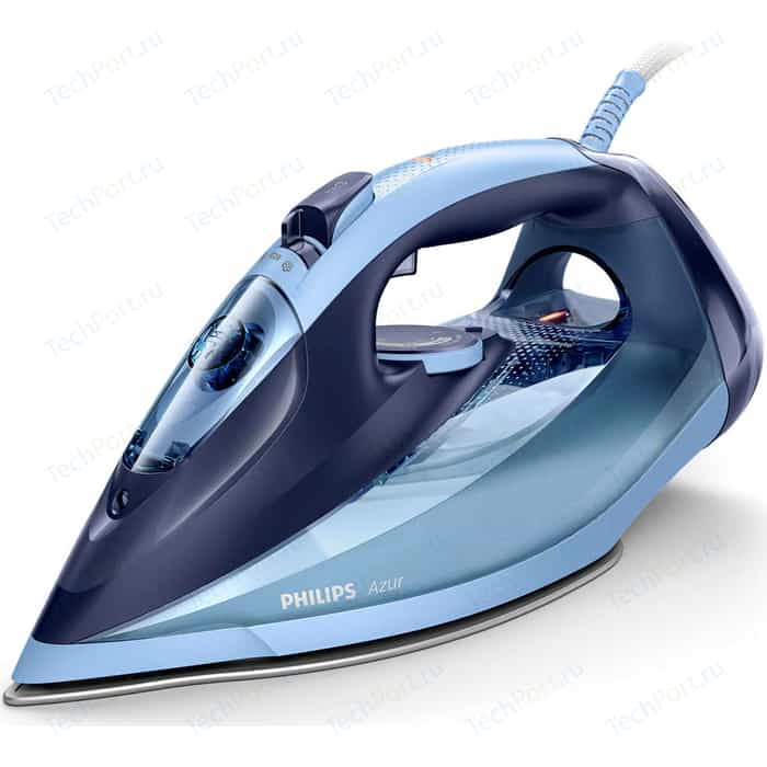 Утюг Philips GC4564/20 Azur утюг philips gc4535 20 azur голубой