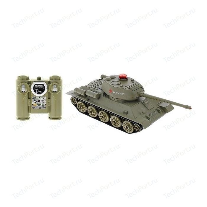 Радиоуправляемый танк для танкового бо Huan Qi Т-34 масштаб 1:32 2.4G (ИК) - HQ553