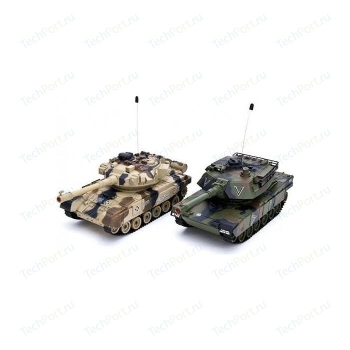 Радиоуправляемый танковый бой HouseHold масштаб 1:16 RTR - YH4101C-5VS-7