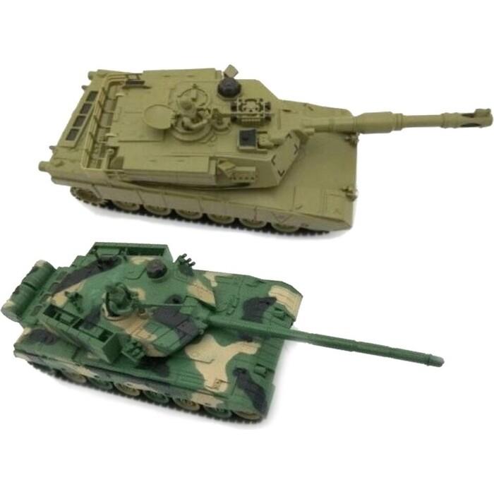 Танковый бой на радиоуправлении Zegan 1/28 ZTZ99 vs M1 Abrams ZEGAN - 99829