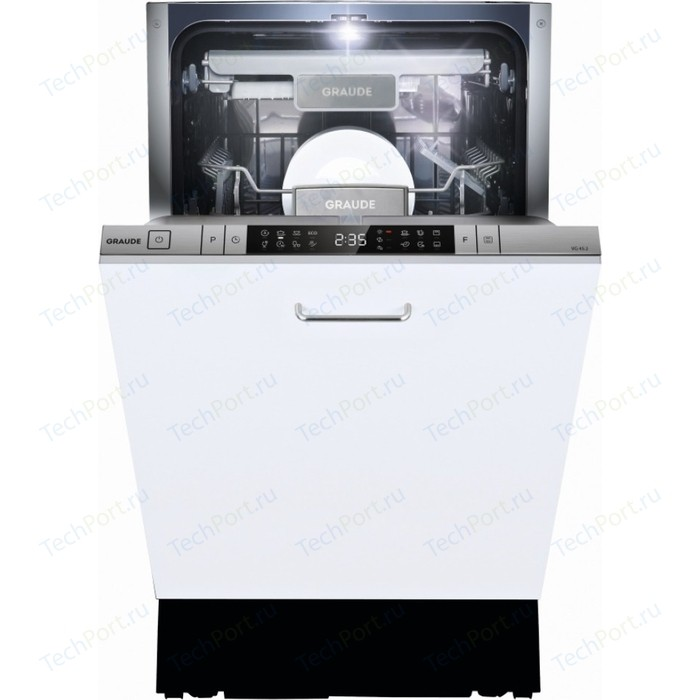 Фото - Встраиваемая посудомоечная машина Graude VG 45.2 S кольцо vg 0100809218585 тф