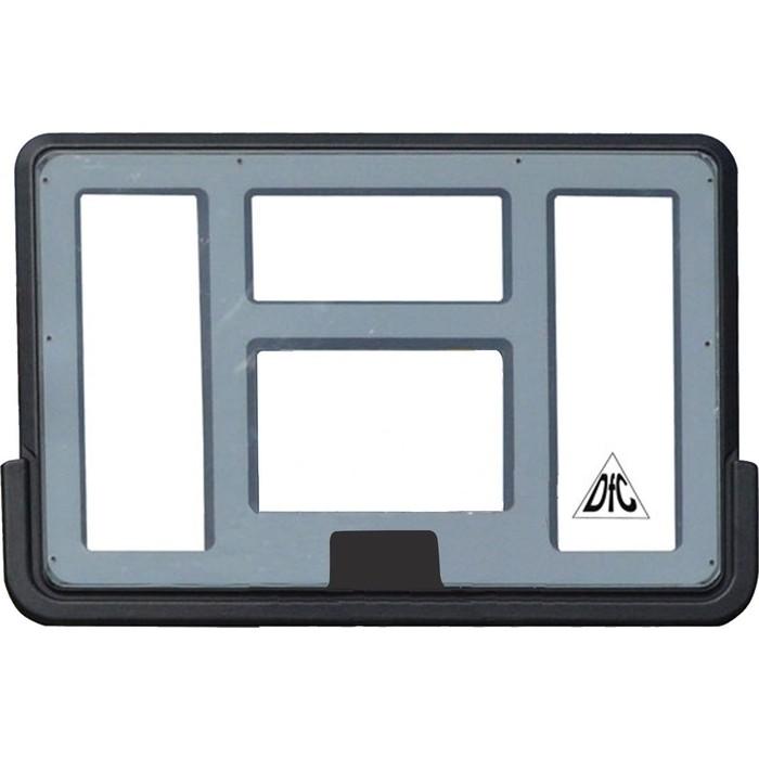 Баскетбольный щит DFC 110x70 см (без кольца и крепления)