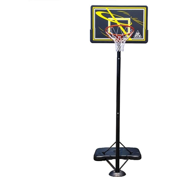 Баскетбольная мобильная стойка DFC STAND44HD1 112x72 см HDPE