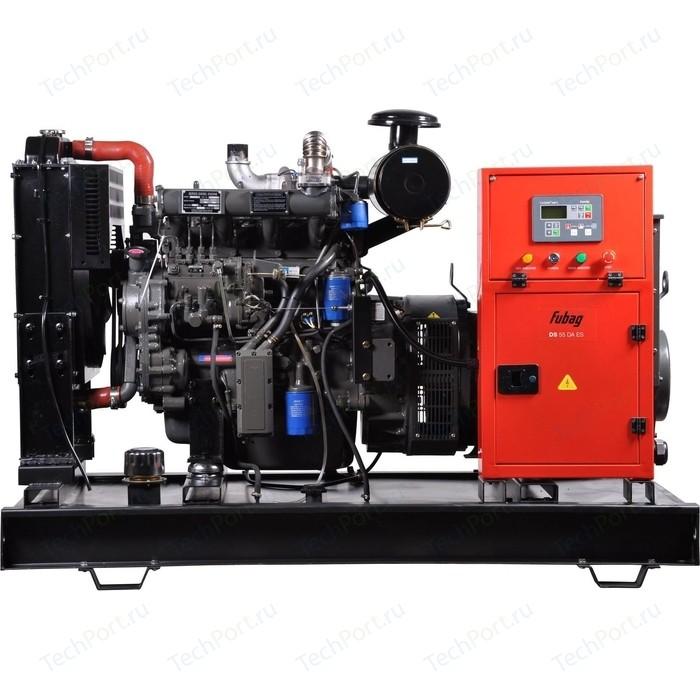 Генератор дизельный Fubag DS 55 DA ES (трехфазная,открытая)