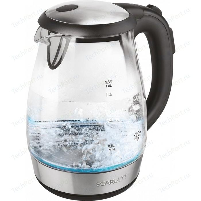 Чайник электрический Scarlett SC-EK27G60