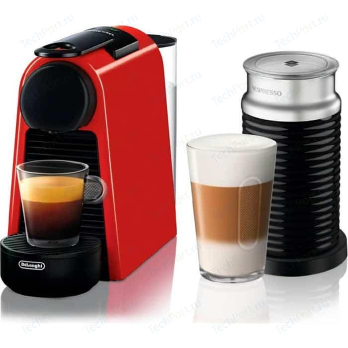 Кофемашина капсульная Nespresso DeLonghi Essenza Mini EN 85.RAE