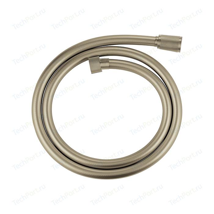 Душевой шланг Grohe Silverflex 125 см, ПВХ, матовый никель (28362EN0)