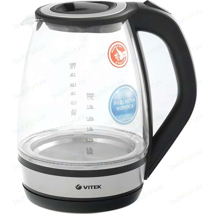 Чайник электрический Vitek VT-7044 чайник электрический vitek vt 7080