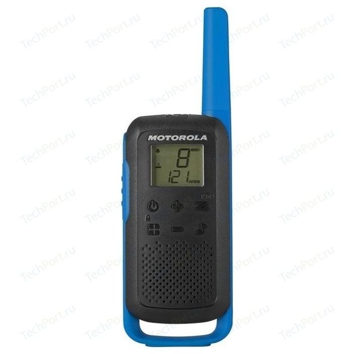 Рация Motorola Talkabout T62 Blue (комплект)