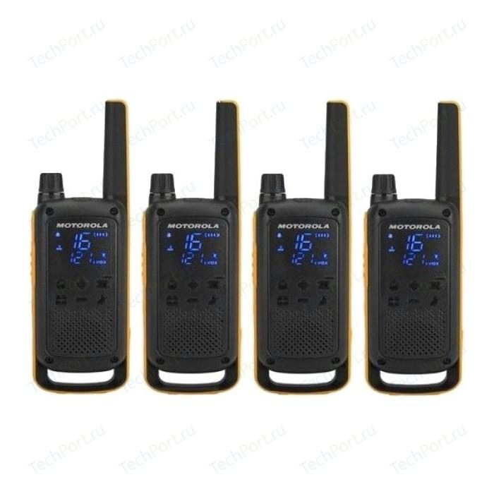 Рация Motorola Talkabout T82 Extreme QUAD (комплект)